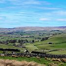England - Yorkshire Dales by Mary Carol Story