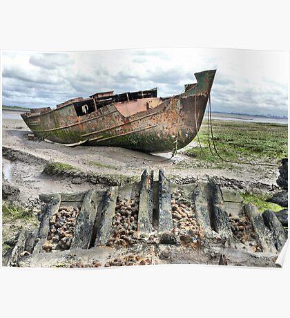 Fleetwood Wrecks Poster