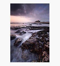 Northumberland Sunrise Photographic Print