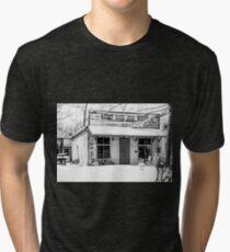 Rabbit Hash Iron Works B&W Tri-blend T-Shirt