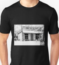 Rabbit Hash Iron Works B&W Unisex T-Shirt