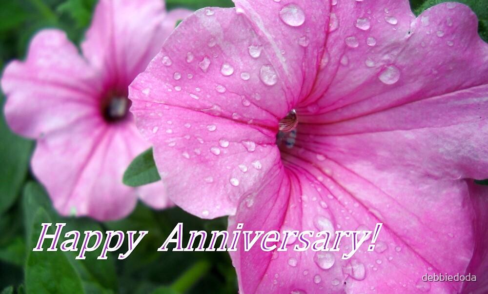 Happy Anniversary by debbiedoda