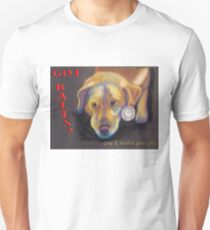Got Balls? Golden Lab Unisex T-Shirt
