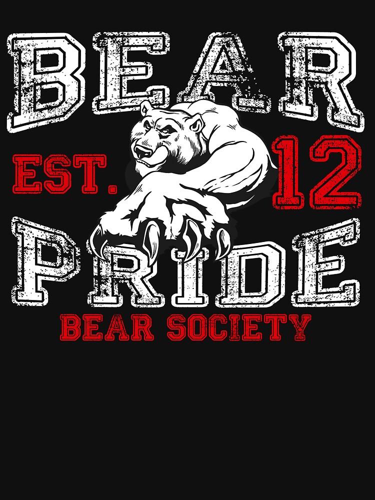 Bär Gesellschaft Pride, Est. 12 von tbsgear