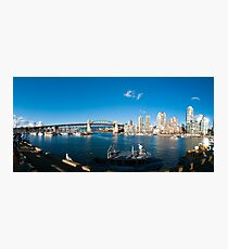 Vancouver Photographic Print