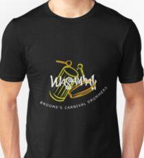 Wasamba Broome Large Logo Unisex T-Shirt