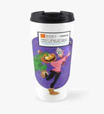 White Girl Spice Latte Travel Mug