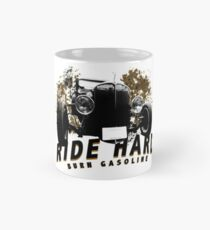 HotRod burn gasoline Mug