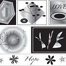 Love and Hope...... by IrisGelbart