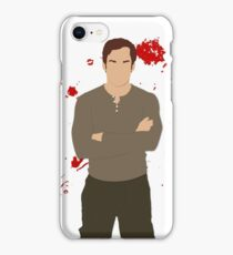 Dexter - The Code iPhone Case/Skin