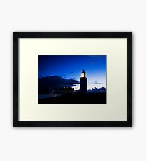 Loop Head Lighthouse Framed Print