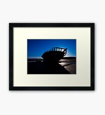 Shipwreck, Bunbeag Co. Donegal Framed Print