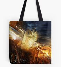 """""""Painted with Light"""" Tote Bag"""