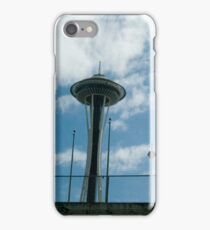 Space Needle iPhone Case/Skin