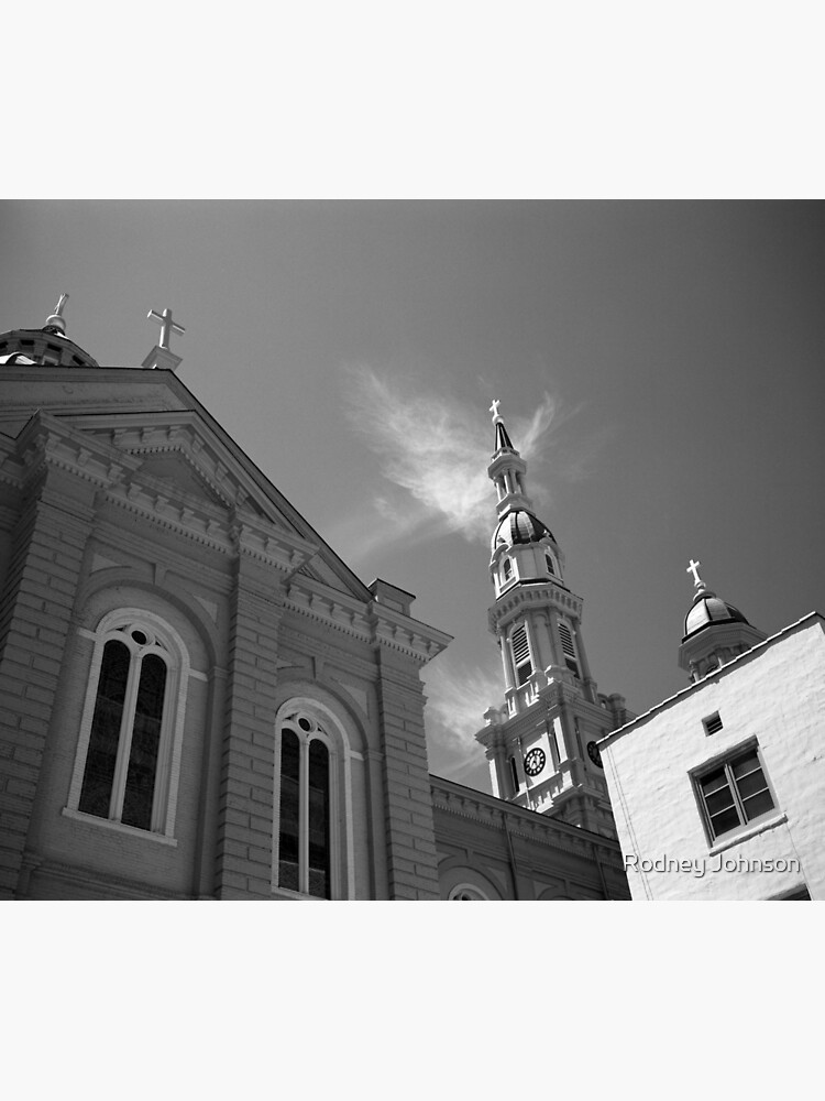 Cathedral of the Blessed Sacrament (Sacramento, California) by rodneyj46