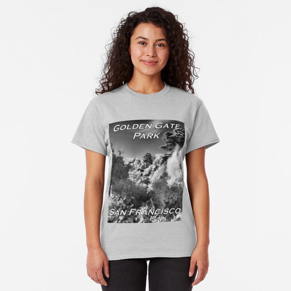 Strybing Arboretum, Golden Gate Park, San Francisco Classic T-Shirt