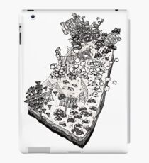 Whimsical Garden Patch iPad Case/Skin