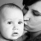 Mum & Baby by Claire Tennant