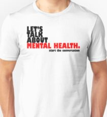 Start the Conversation - Mental Health T-Shirt