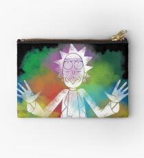 Rick and Morty Zipper Pouch