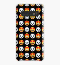 Love Panda Emoji JoyPixels Lovely Cute Funny Pandas Case/Skin for Samsung Galaxy