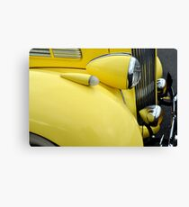 """1939 Packard ""120"" Canvas Print"