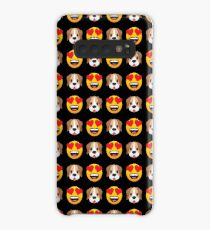 Love Dogs Emoji JoyPixels Lovely Cute Funny Puppies Case/Skin for Samsung Galaxy