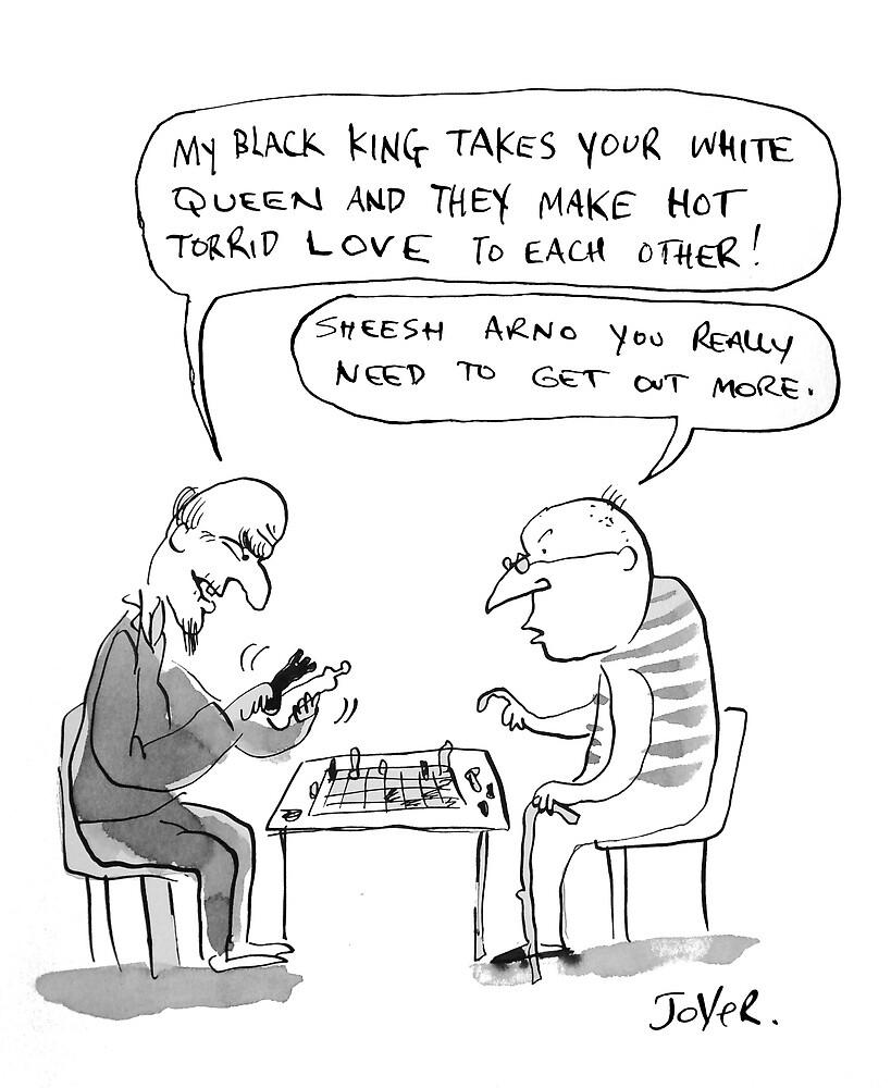 check mates by Loui  Jover