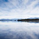Bathurst Harbour, south-west Tasmania by Doug Thost