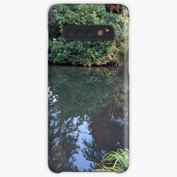 Kubota Japanese Garden in Seattle 2 Samsung Galaxy Snap Case