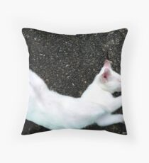 CONTORSIONIST  Throw Pillow
