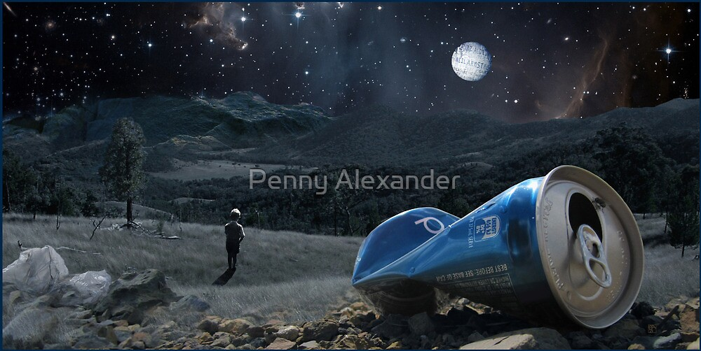 Evolutions in Time - A Lifetime by Penny Alexander