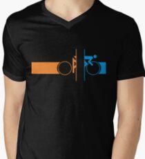 Bike Stripes Portal T-Shirt