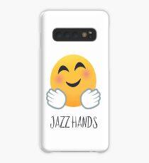 Funda/vinilo para Samsung Galaxy Jazz Hands Emoji