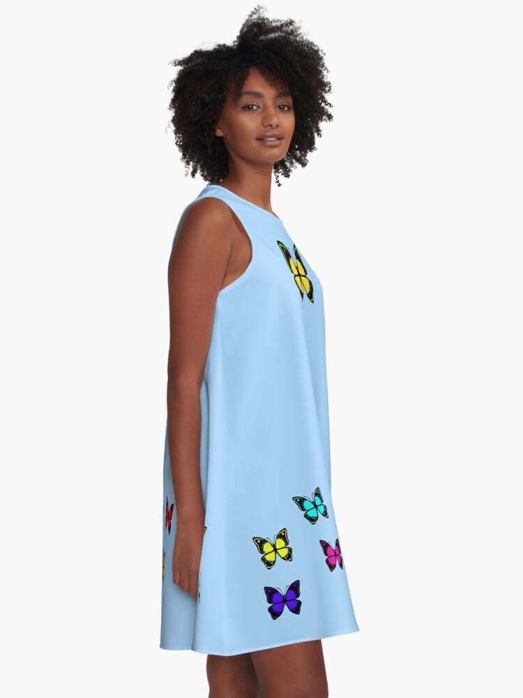 Alternate view of GINNY Women's A-Line Dress A-Line Dress