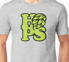 Craft Beer HOPS! Unisex T-Shirt