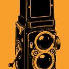 Old School Camera by Stuart Stolzenberg