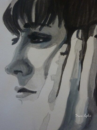Deep in thought by Samantha Aplin