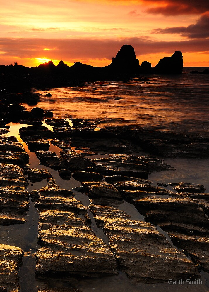 First Rays by Garth Smith