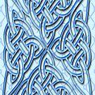 Blue Pattern by Ann12art