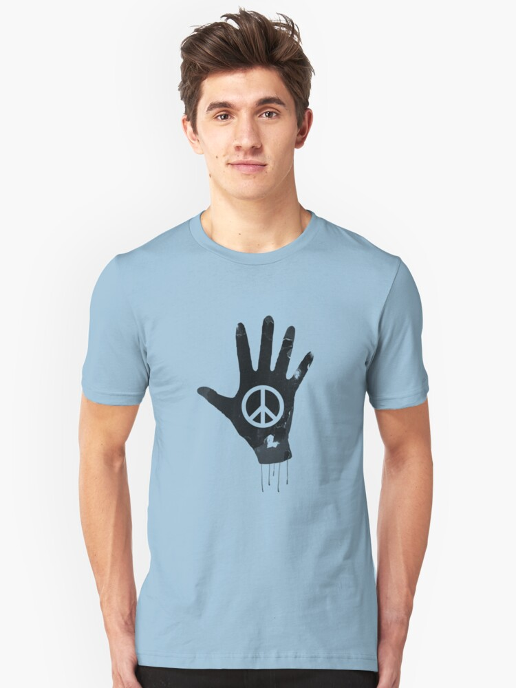 Human Touch, Peace & Love  by Denis Marsili