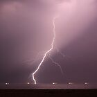 Lightning, Hayling Island, England   by Jane Burridge