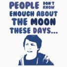 The Moon by Rachel Miller