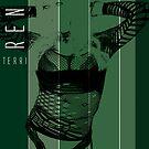 Model - Terri Renee by celebrityart