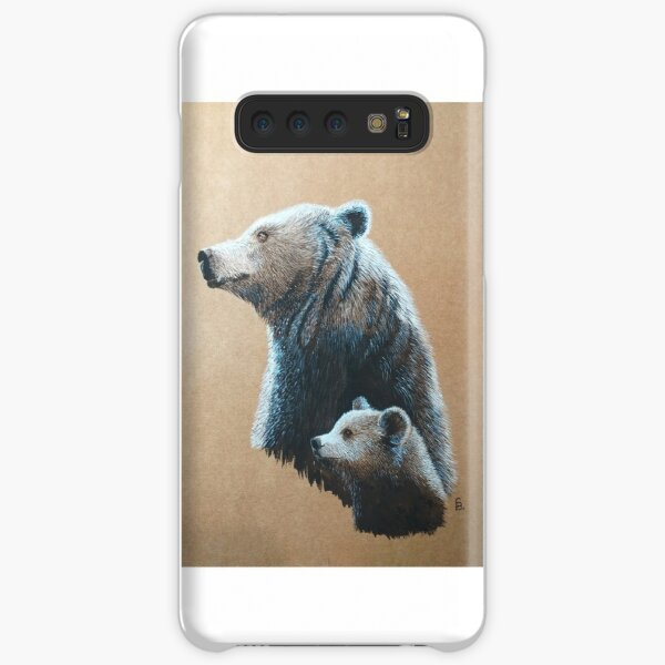 Dipper and Bear Samsung Galaxy Snap Case