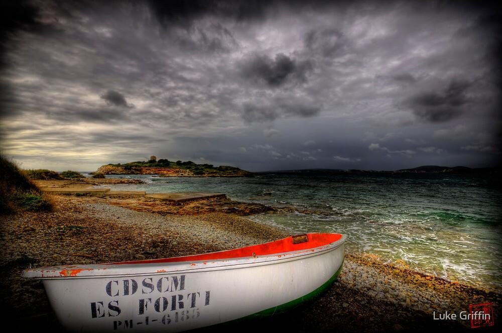 Little Row Boat 3 by Luke Griffin