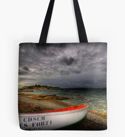 Little Row Boat 3 Tote Bag