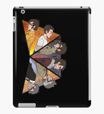 A Grunkle in Time iPad Case/Skin