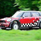 WRC Mini by Willie Jackson