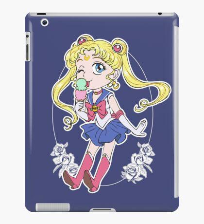 Sailor Moon and Ice Cream iPad Case/Skin